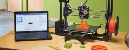 Crea la tua Start-Up nella STAMPA 3D