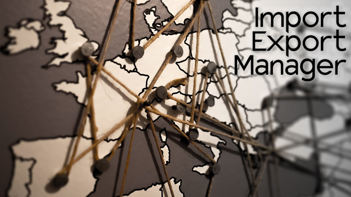Inserimento in Stage di Export manager!