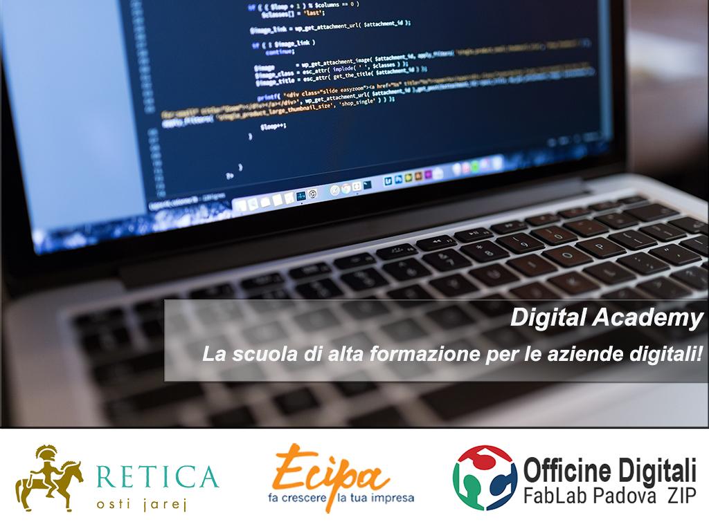 ACCADEMIA ICT – ALTA SPECIALIZZAZIONE INFORMATICA GRATUITA