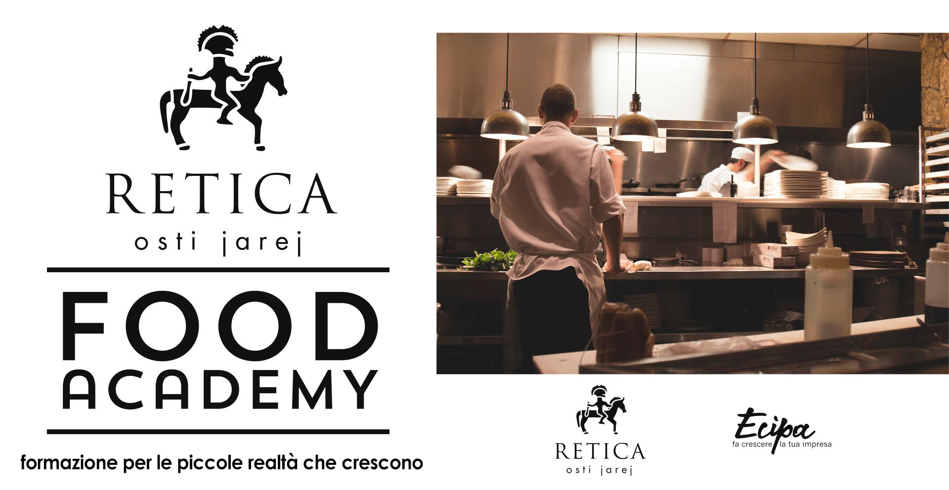 food academy web marketing comunicazione innovazione corsi formazione retica padova belluno