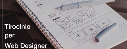 Inserimento in stage di un Web Designer