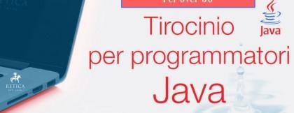 Corso per Programmatore JAVA (over 30)