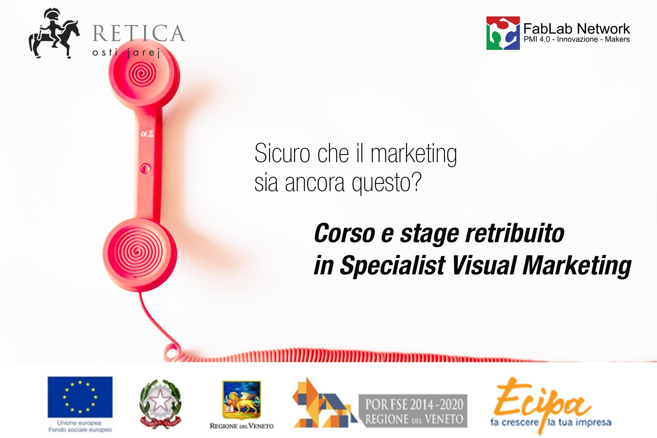 Marketing Visual Specialist
