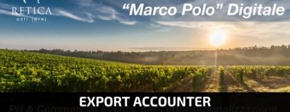 """Export Accounter dell'eccellenza italiana nel settore """"Food & Wine"""""""