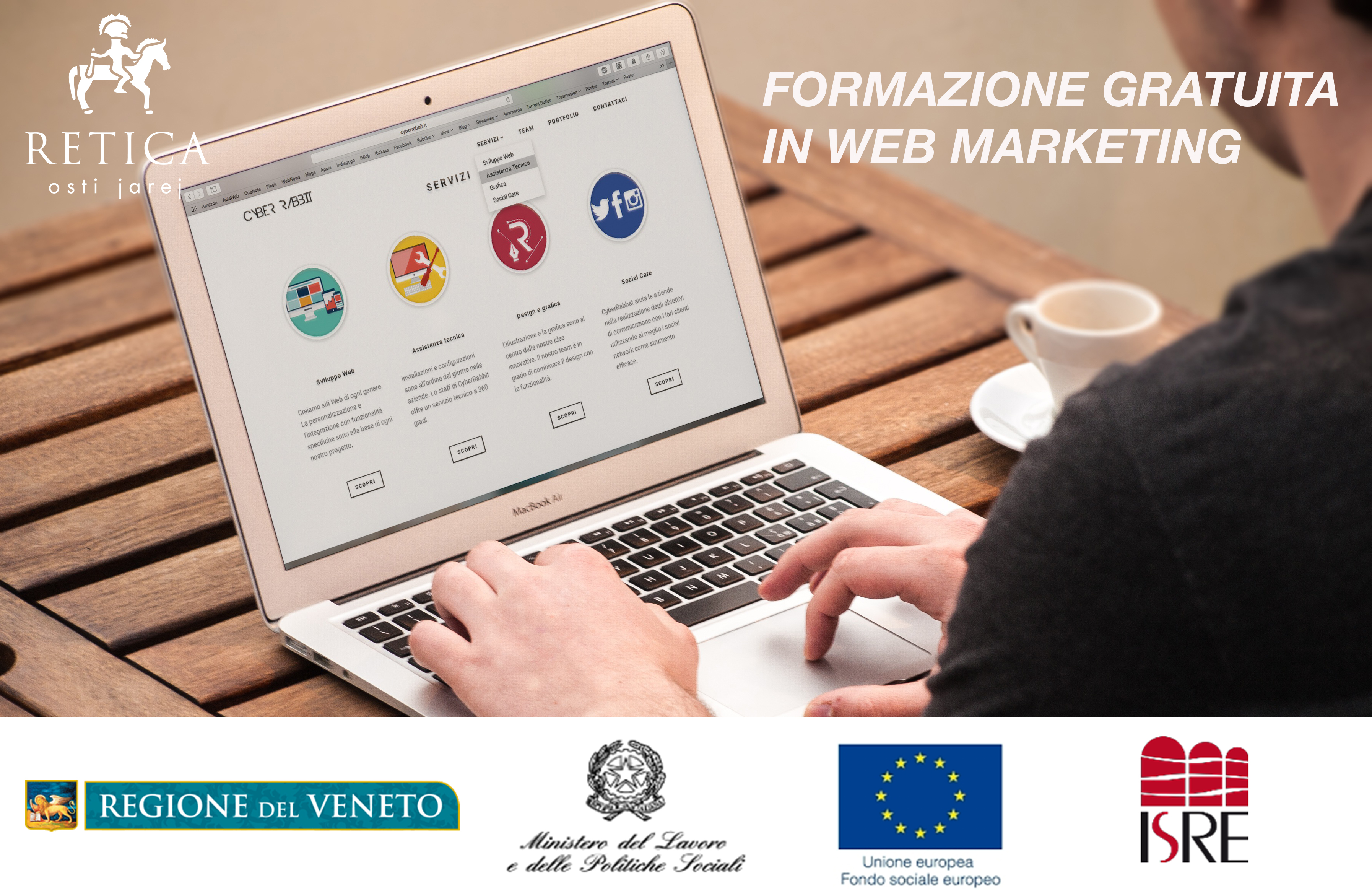 FORMAZIONE GRATUITA IN WEB MARKETING