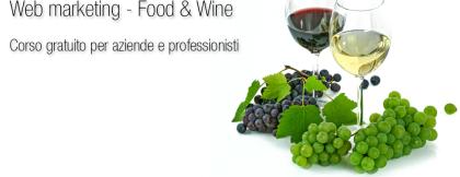 WEB MARKETING – FOOD & WINE