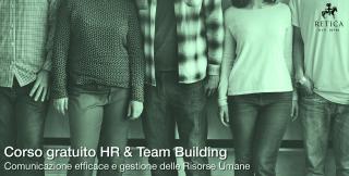 CORSO GRATUITO HR & TEAM BUILDING