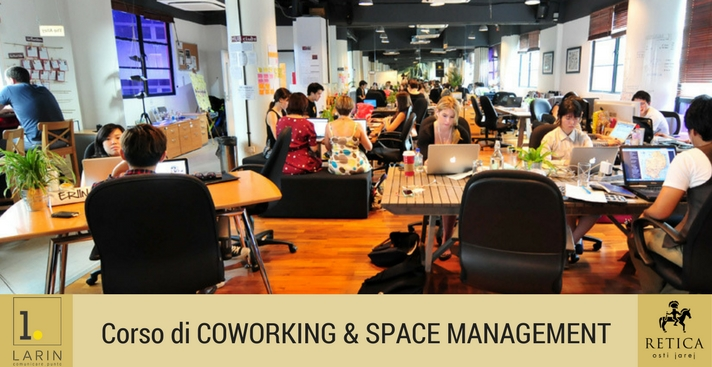 Corso di Coworking e Space Management