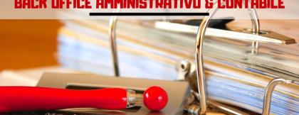 CORSO E STAGE PER BACK OFFICE AMMINISTRATIVO E CONTABILE (OVER 30)