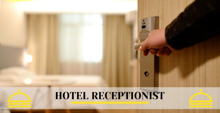 CORSO E STAGE PER HOTEL RECEPTIONIST (OVER 30)