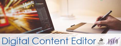 Digital Content Editor