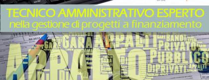 Tecnico Amministrativo esperto nella gestione di progetti a finanziamento (under 30)