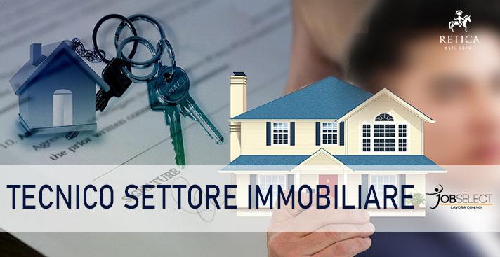 TECNICO PER I SERVIZI INTEGRATI DEL SETTORE IMMOBILIARE (UNDER 30)
